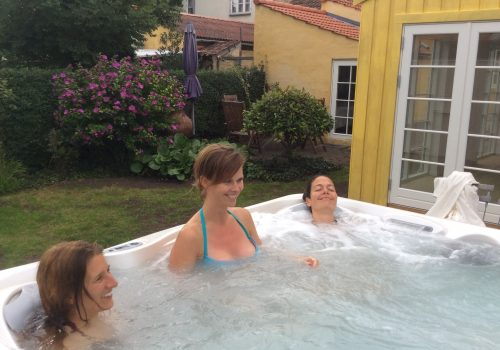 Private spa and yoga event in Odense denmark